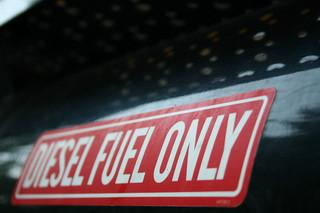 Moottoripolttoöljy ~ lämmitysöljy ~ Diesel