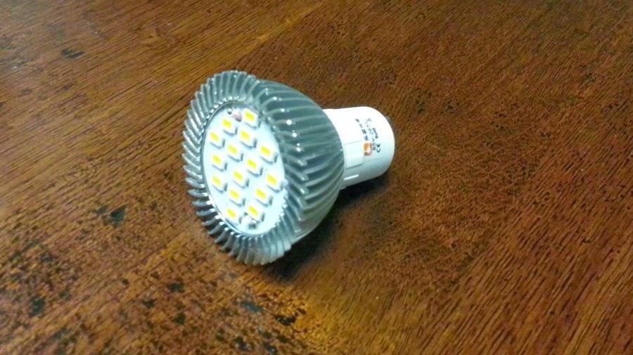 Lopultakin LED-lamppu, jossa riittää valoa